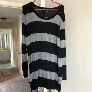 Tunic-length Tommy Hilfiger Sweater
